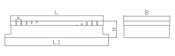 电磁铁;2.电磁吸盘;3.永磁吸盘;4.可倾斜吸盘;5.起重设备;6.