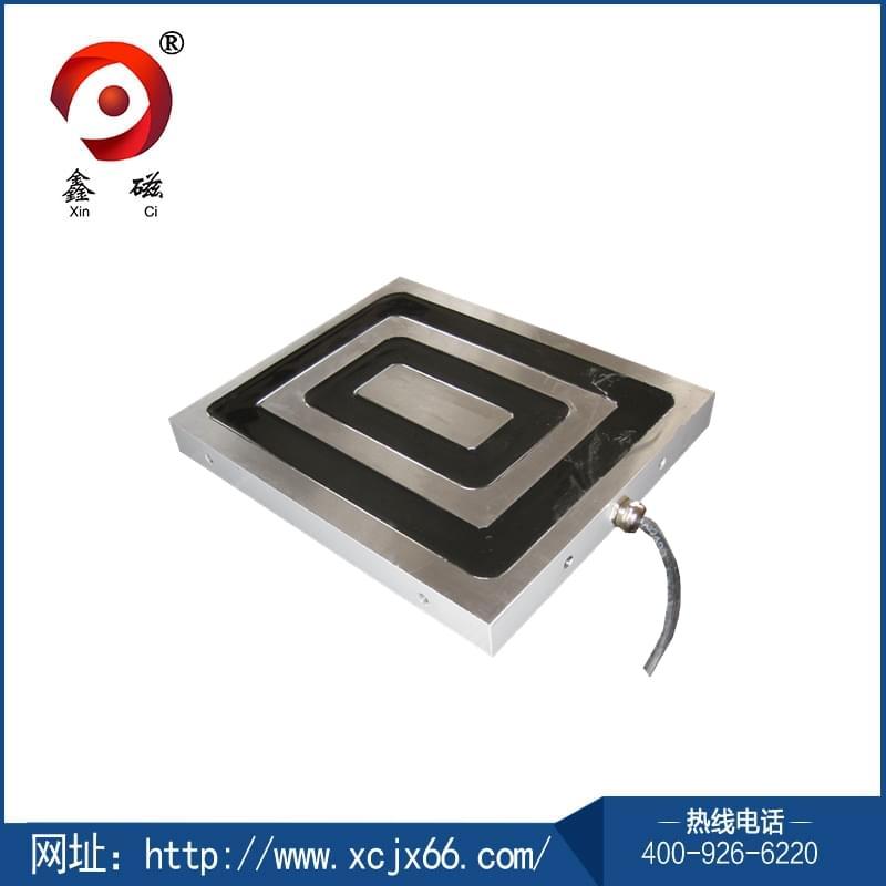 防止钢带快速下落用电磁铁