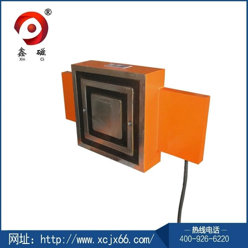 吸框架电磁铁