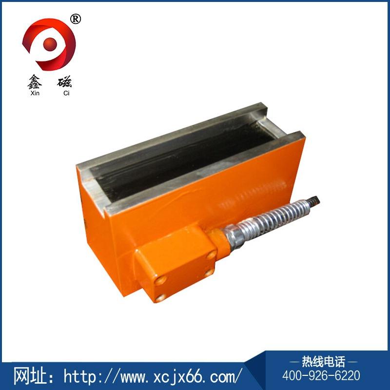 吸凸形面工件电磁铁