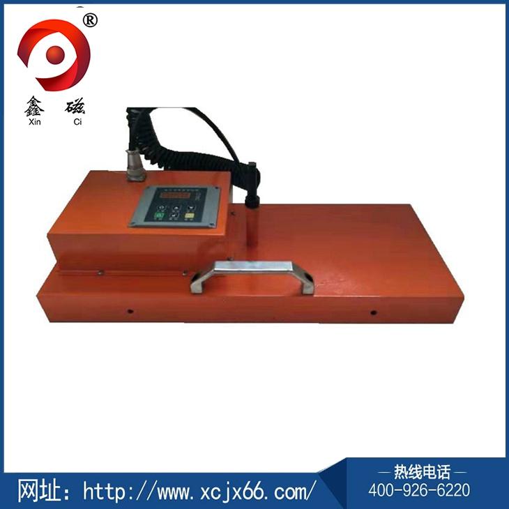 手持式铣轴承滚针用电永磁吸盘