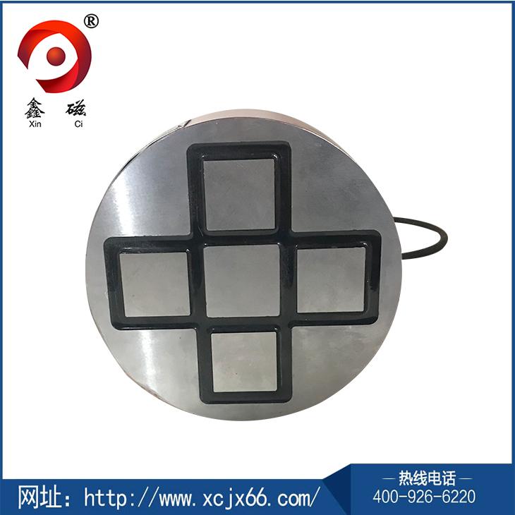 吸圆形工件电永磁吸盘