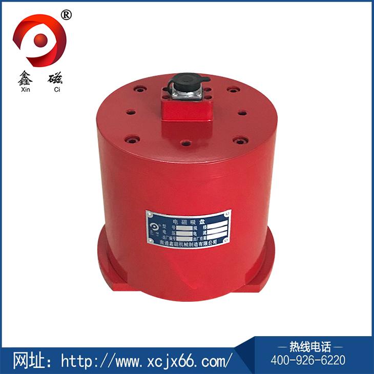 吸圆形工件用电磁吸盘